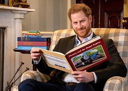 Принц Гаррі презентував ювілейний епізод відомого мультсеріалу