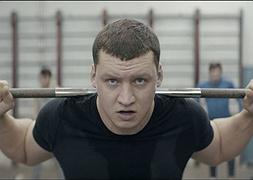 Спортивна драма «Штангіст» від тепер доступна для перегляду онлайн на платформі Takflix.