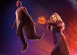 Відновлення зйомок серіалу Marvel «ВандаВіжн»