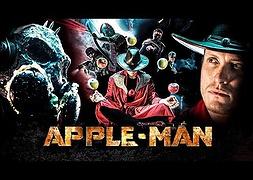 Apple-Man із сусідньої кімнати рятує світ